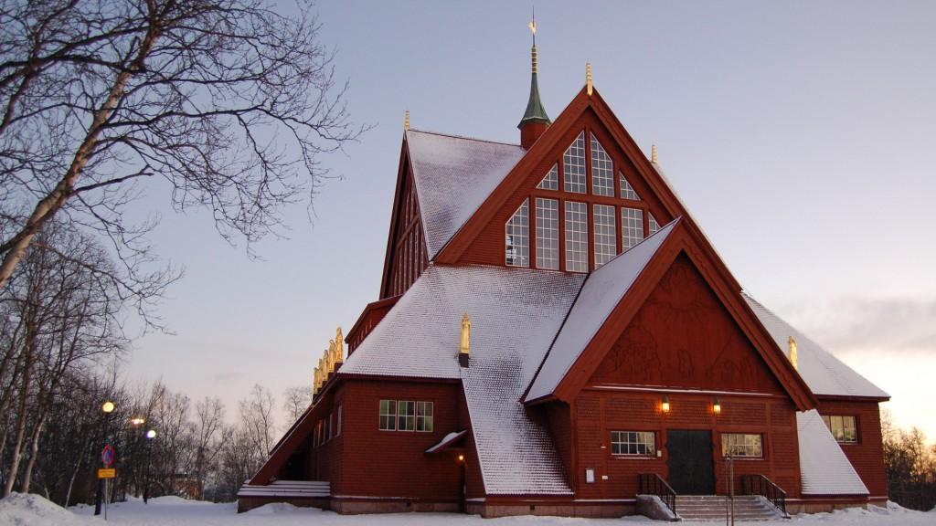 Kiruna-church